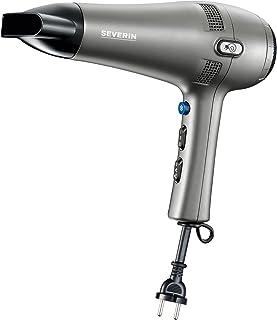 Severin HT 0141 hårtork, platinggrå