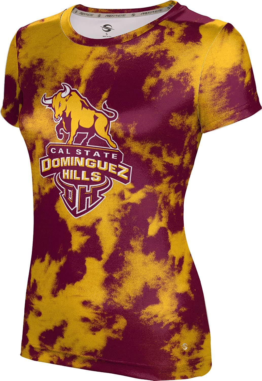 ProSphere California State University, Dominguez Hills Girls' Performance T-Shirt (Grunge)