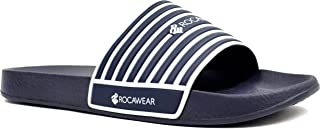 Rocawear Shoes Men'S Slip-On Pool Slides, Available in All Sizes
