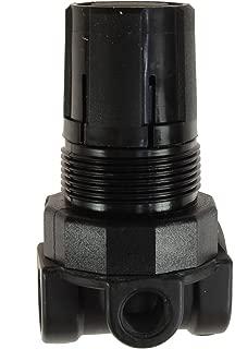 NPT Inlet and Outlet F 1//4 TOPRING SaveAir Preset Inline Pressure Regulator
