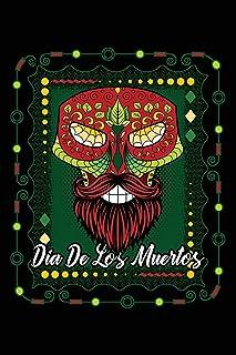 Dia de Los Muertos: Notebook Journal Day of the Dead Reptile Sugar Skull