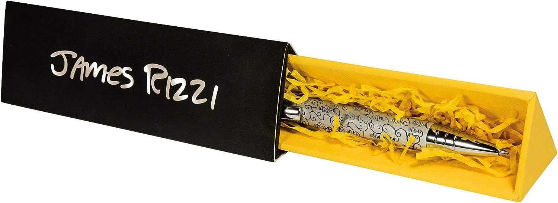 online al mejor precio Online 36064Vision James Rizzi bolígrafo amarillo Fellow Fellow Fellow  caliente