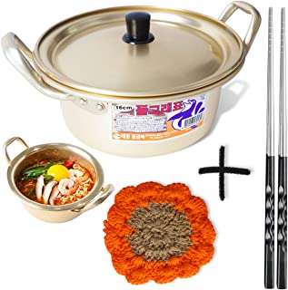 Korean Ramen Noodle Pot 6.3
