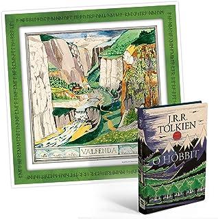 Capa do livro O Hobbit + pôster