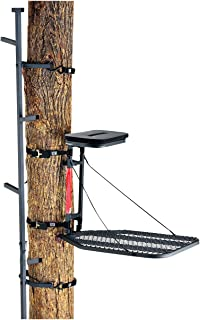 Guide Gear Hang-on Tree Stand & Climbing Stick Combo - coolthings.us