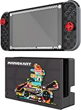 NINTENDO SWITCH AC PLAY AND PROTECT SKINS MARIO KART 06163.