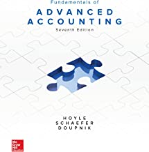 Loose Leaf for Fundamentals of Advanced Accounting