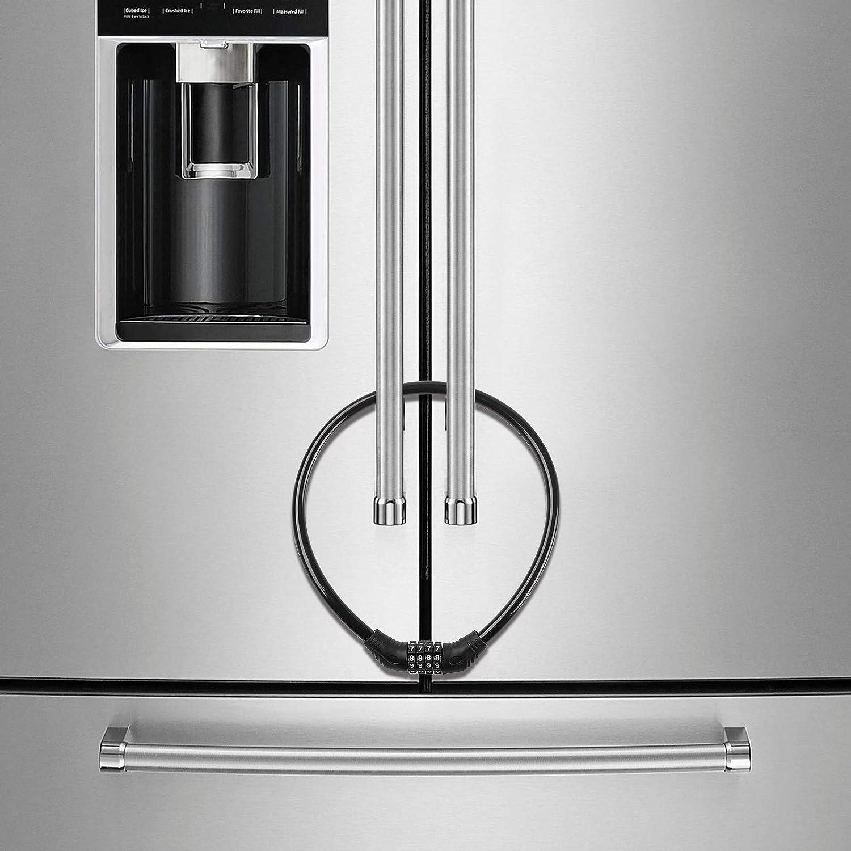 Fridge Refrigerator Cabinet Door Lock Latch Co 10000 Fresheracc All items free shipping Limited price