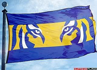 Tigres UANL Flag Banner 3x5 ft Monterrey Mexico Futbol Soccer Azul Bandera
