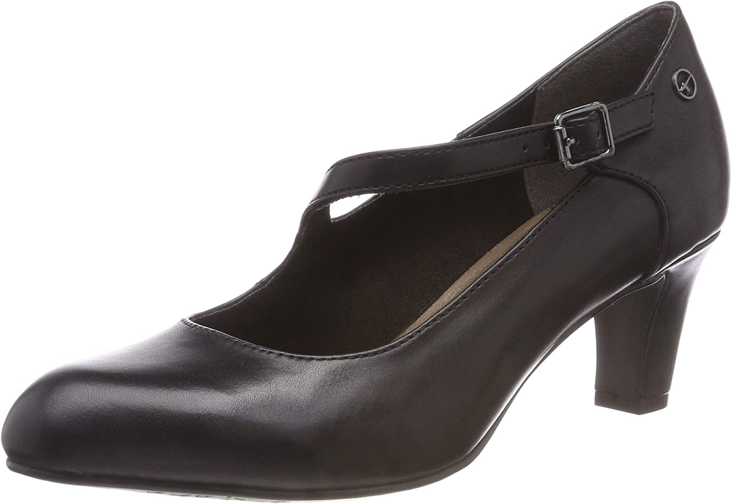 Tamaris Damen 24402-21 Mary Jane Halbschuhe