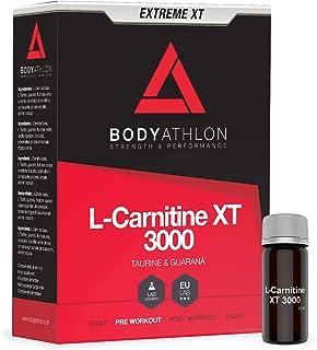 Bodyathlon L-Carnitina Líquida 3000 Extreme XT - Con