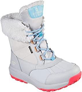 Skechers On The GO Outdoors Ultra - Snow Capped Womens Mid Calf Boot
