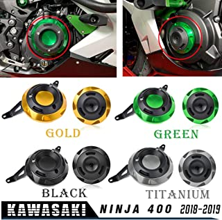 18 19 Ninja 400 Engine Stator Protector Case Cover Frame ...