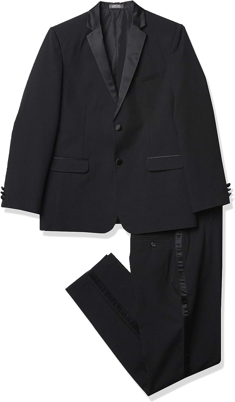 Van Heusen Boys' 2-Piece Formal Dresswear Tuxedo Set