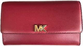 Mott XL Leather Wallet on a Chain Crossbody