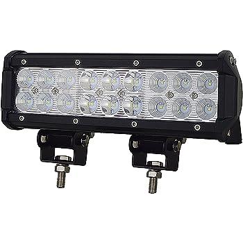 Auxtings 5,1/x 17,8/cm 36/W spot LED luce di lavoro bar fuori strada camion SUV 4/WD guida fari
