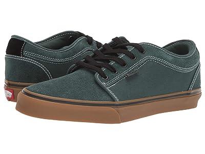 Vans Chukka Low (Trekking Green/Black) Skate Shoes