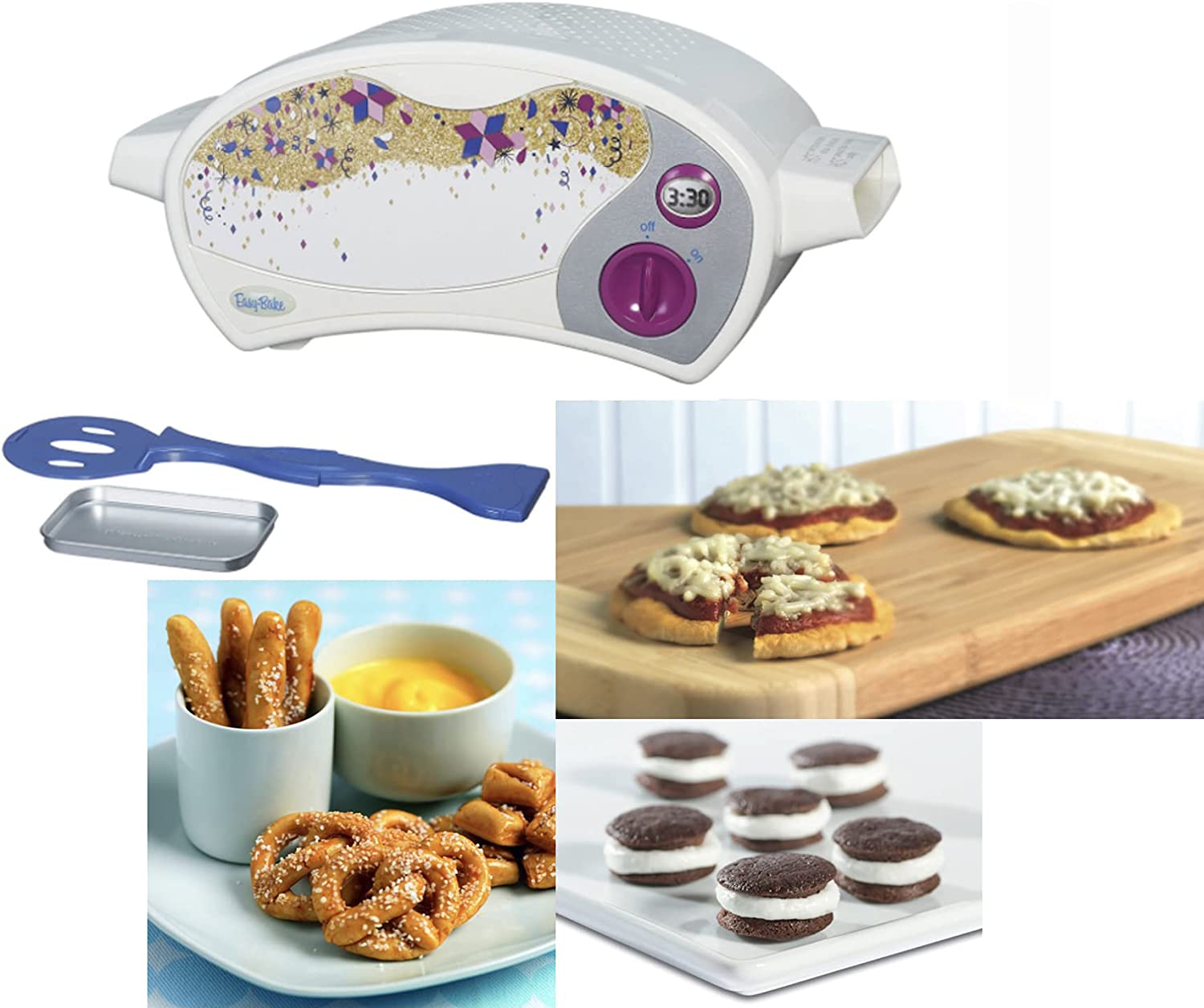 Habanerofire Spring new work one after another Easy favorite Bake Oven Bundle: Ult Star Baking White Series