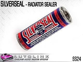 NOS Silver Seal Radiator Sealer Stop Leak Powder NOS - 21 g