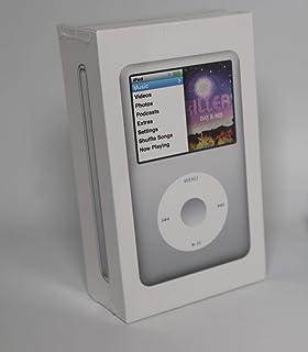 MP3 Player iPod Classic 7th Generation 160GB Silver (Latest)