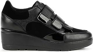Geox D Ilde C, Sneaker Femme