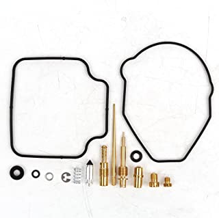Wingsmoto Carb Repair Carburetor Rebuild Kit for Honda TRX250 Fourtrax 1985 TRX 250