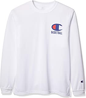 [チャンピオン] キッズ プラクティスロングTシャツ バスケットボール CK-QB411