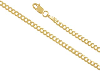 Best 14k gold cuban chain Reviews