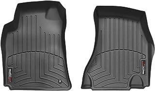 WeatherTech Custom Fit Front FloorLiner for Dodge Challenger (Black)