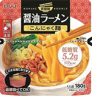 いなば食品 醤油ラーメン こんにゃく麺 180g ×6個
