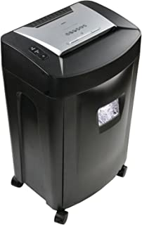 Royal 1840MX 18-Sheet Cross-Cut Paper Shredder,Black