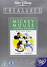 Walt Disney Treasures - Mickey In Living Colour 2 anglais