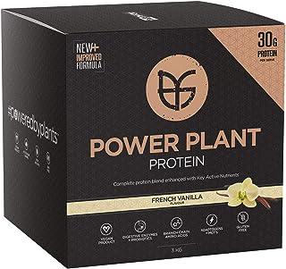 Prana ON Power Plant Protein, French Vanilla, 3 kilograms