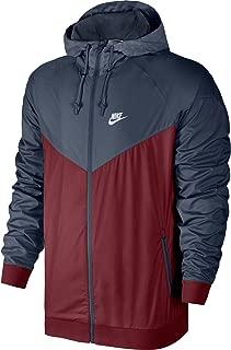 Nike Mens Windrunner Hooded Track Jacke