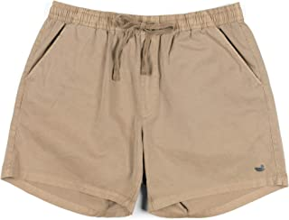 Hartwell Washed Shorts
