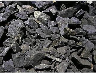 Mineral Import - Shungit en Bruto Pequeños (pack de 1 kg) -