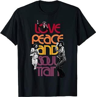 Soul Boogie Dance Love Train T-Shirt Tees