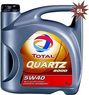 Aceite sintético de motor Total Quartz, 9000, 5-40 W, 5 L