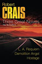 "Three Great Novels 3: "" LA Requiem "" , "" Demolition Angel "" , "" Hostage "" (Great Novels)"