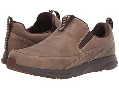 Ariat Spitfire Slip-On (Brown Bomber) Men