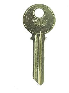 Yale RN11-GB Standard Bow Key Blanks (Box Of 50)