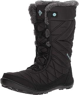 Columbia Minx Mid III Waterproof Omni-Heat Boot - Girls'