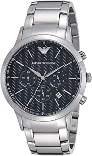 Emporio Armani Casual Watch Analog Display Quartz for Men