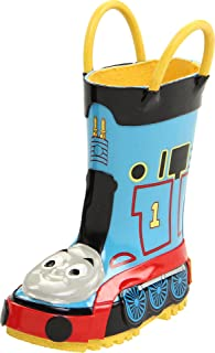 Western Chief 男童 防水 靴子 waterproof rain-boots