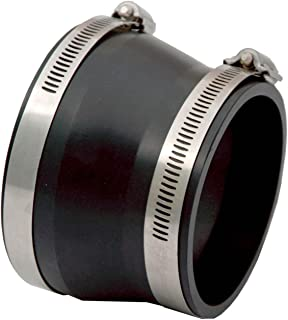 Spectre Performance 9741 Black 4 x 3.5 Intake Coupler