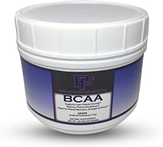 Physique Formula BCAA Powder-Artificial Sweetener Free Branched Chain Amino Acids Powder, Natural BCAAS with Glutamine & S...