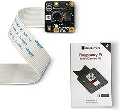 LABISTS Raspberry Pi No-IR Camera Module V2 IR Sensitive Webcam RPI Camera Module Official IMX219 8-megapixel Sensor
