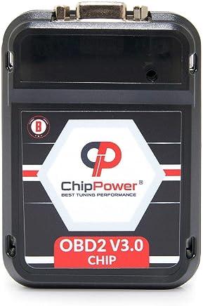 Chip de Potencia ChipPower OBD2 v3 para Astra J GTC 1.8 140CV TuningBox Gasolina