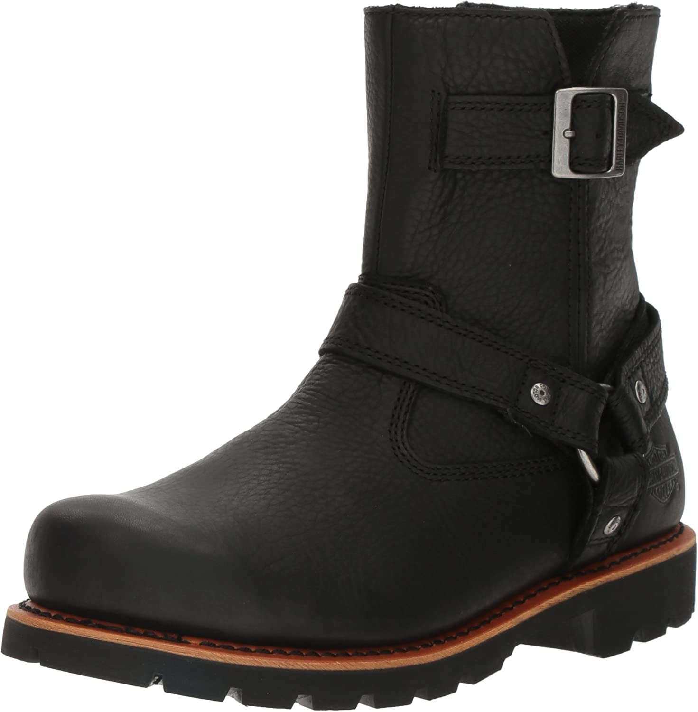 HARLEY-DAVIDSON FOOTWEAR Men's Sandfield Work Boot