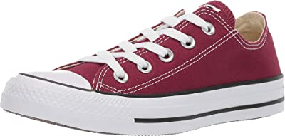 Converse Chuck Taylor(r) All Star(r) Core Ox (Maroon) Classic Shoes